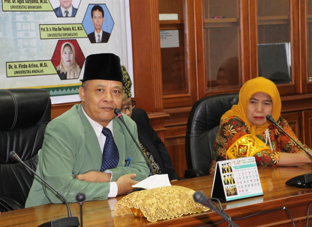 Sambutan Rektor UIn Suska Riau