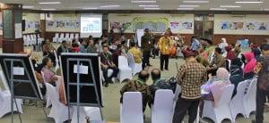 Berbagai Aktifitas yang dilakukan dalam kegiatan Workshop Tunas Integritas