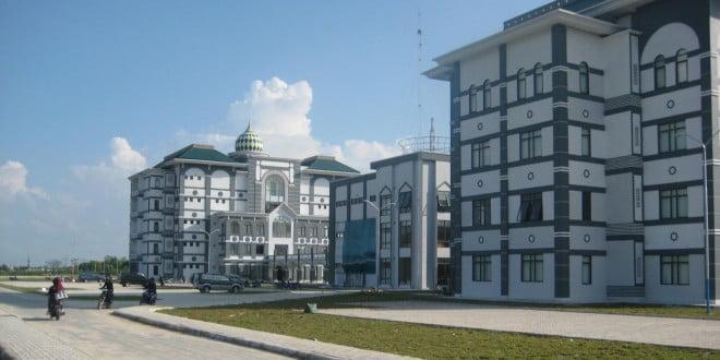 gedung UIN Suska Riau