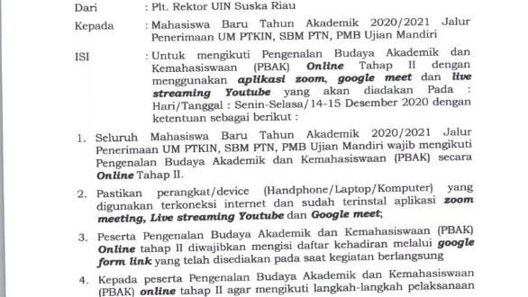 Pengumuman PBAK Tahap II (2)_001