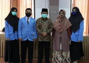PENGURUS HMJ BAHASA INDONESIA