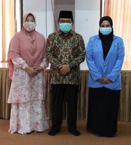SUSUNAN PENGURUS HIMPUNAN MAHASISWA JURUSAN TADRIS IPS