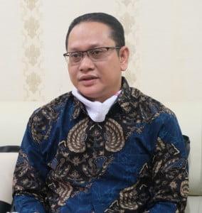 Ketua STAI Hubbulwathan Duri Mohd. Rafi Riwayi, M.Pd
