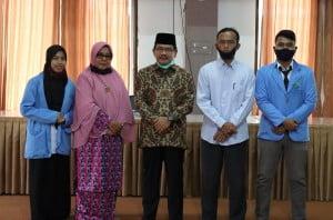 SUSUNAN PENGURUS HIMPUNAN MAHASISWA JURUSAN PENDIDIKAN AGAMA ISLAM