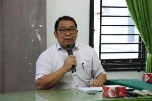 Ketua Jurusan PGMI Subhan, S.Ag, M.Ag