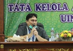 Ekie Gilang Permata, M.Sc Kepala Pusat Pengembangan Bisnis (P2B) UIN Suska Riau