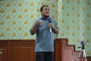 Ismu Kusumanto, MT Koordinator Perencanaan dan Keuangan Pusat Bisnis mengatakan