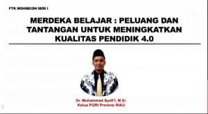 Foto Merdeka Belajar 4