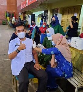 Zulfahmi Adrian, AP, M.Si ( Kepala OPD Kesbangpol Pekanbaru)