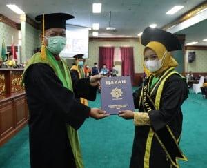Pemuncak Fakultas Tarbiyah dan keguruan