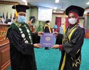 Pemuncak Fakultas Psikologi Program Sarjana