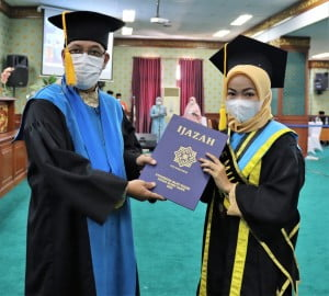 Pemuncak Fakultas Ushuluddin