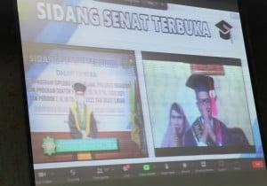 Wisudawan online