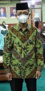 DR. Masduki, M.Ag (Wakil Dekan Bidang Akademik Dan Pengembangan Lembaga) Fakultas Dakwah dan Komunikasi