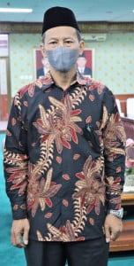 DR. Drs. Arwan, M.Ag (Wakil Dekan Bidang Kemahasiswaan dan Kerjasama ) Fakultas Dakwah dan Komunikasi