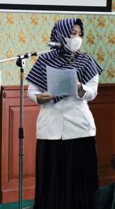 Pembawa Acara oleh Wirdah Kamsan