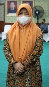 DR. Rina Rehayati, M.Ag (Wakil Dekan Bidang Akademik Dan Pengembangan Lembaga) Fakultas Ushuluddin