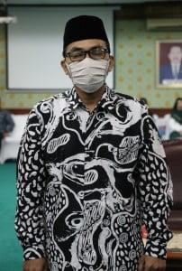 DR. Afrizal Nur, S.Th.I, MIS (Wakil Dekan Bidang Administrasi Umum, Perencanaan dan Keuangan) FAkultas Ushuluddin